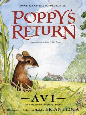 cover image of Poppy's Return