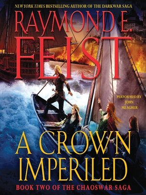 cover image of A Crown Imperiled