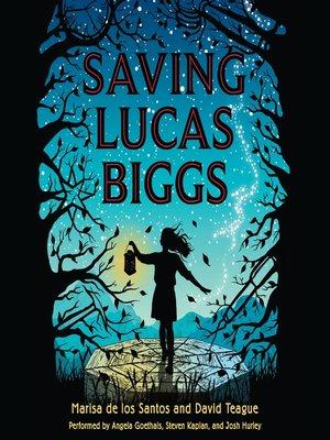 cover image of Saving Lucas Biggs
