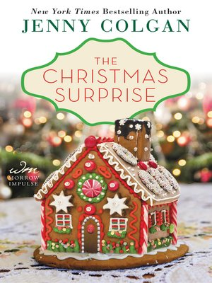 cover image of The Christmas Surprise