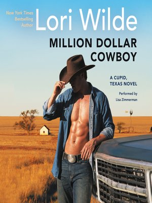 cover image of Million Dollar Cowboy