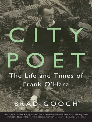 cover image of City Poet