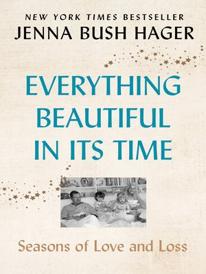 cover image of Everything Beautiful in Its Time