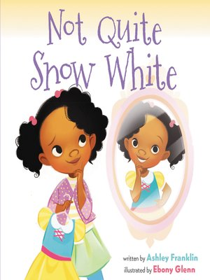 cover image of Not Quite Snow White