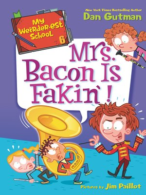 cover image of Mrs. Bacon Is Fakin'!