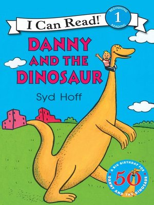 cover image of Danny and the Dinosaur