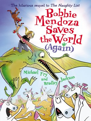 cover image of Bobbie Mendoza Saves the World (Again)