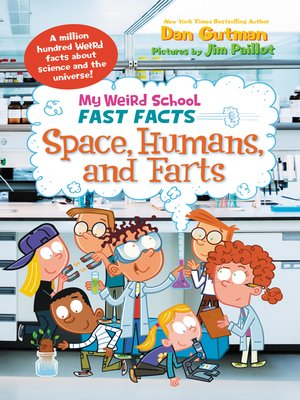 cover image of Space, Humans, and Farts