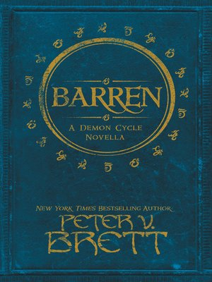 cover image of Barren