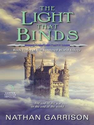 cover image of The Light That Binds