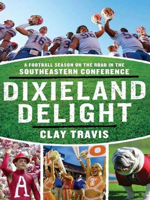 cover image of Dixieland Delight