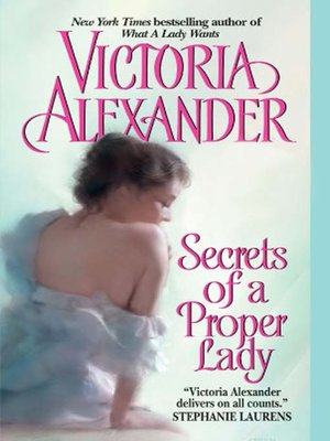 cover image of Secrets of a Proper Lady