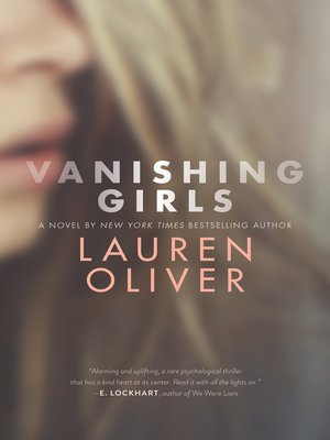 cover image of Vanishing Girls