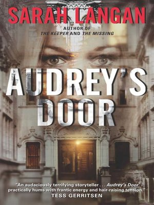 cover image of Audrey's Door