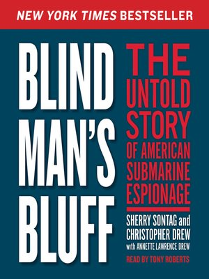 cover image of Blind Man's Bluff