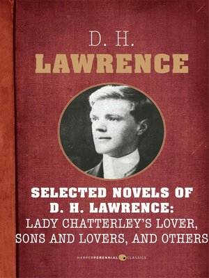 cover image of Selected Novels of D. H. Lawrence