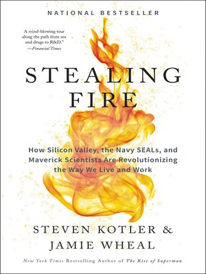 cover image of Stealing Fire