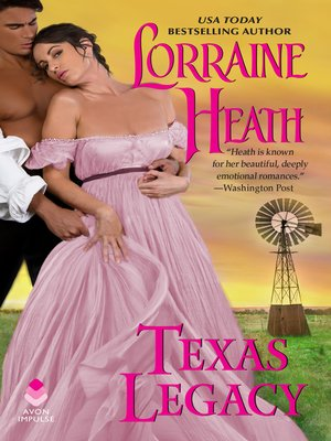 cover image of Texas Legacy