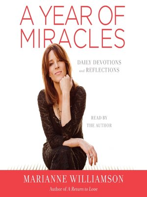 cover image of A Year of Miracles
