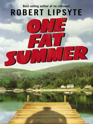 cover image of One Fat Summer