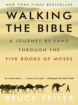 cover image of Walking the Bible