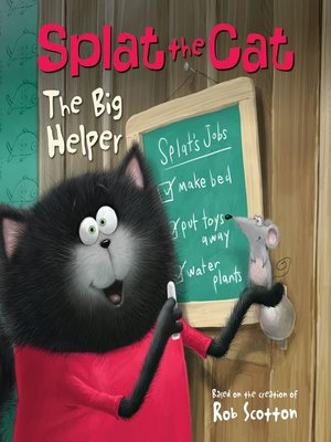 cover image of The Big Helper