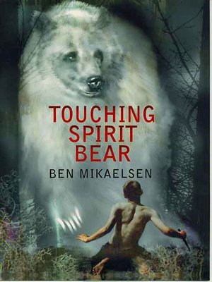 cover image of Touching Spirit Bear
