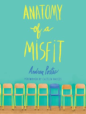 cover image of Anatomy of a Misfit