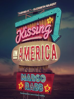 cover image of Kissing in America