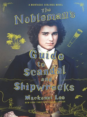 cover image of The Nobleman's Guide to Scandal and Shipwrecks