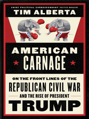 cover image of American Carnage