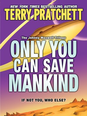 cover image of Only You Can Save Mankind