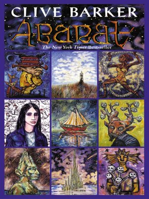 cover image of Abarat: The First Book of Hours