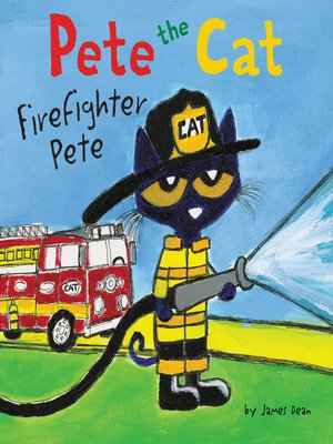 cover image of Firefighter Pete