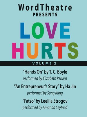 cover image of Love Hurts, Volume 2