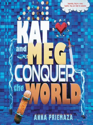cover image of Kat and Meg Conquer the World