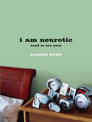 cover image of i am neurotic