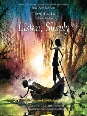 cover image of Listen, Slowly