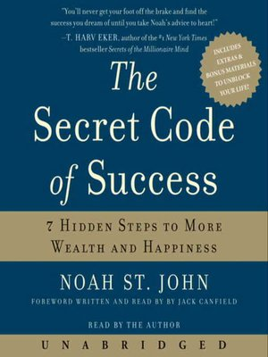 cover image of The Secret Code of Success