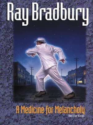 cover image of A Medicine for Melancholy and Other Stories