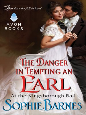 cover image of The Danger in Tempting an Earl