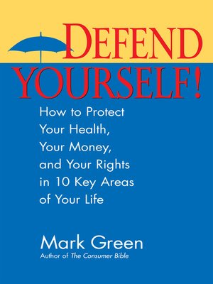 cover image of Defend Yourself!