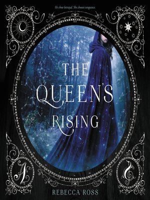 cover image of The Queen's Rising