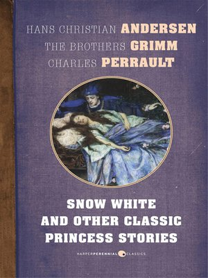 cover image of Snow White and Other Classic Princess Stories