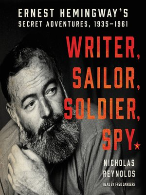 cover image of Writer, Sailor, Soldier, Spy