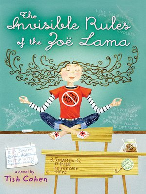 cover image of The Invisible Rules of Zoe Lama