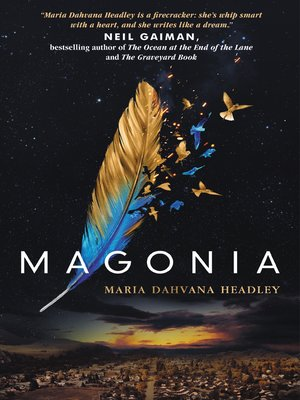 cover image of Magonia