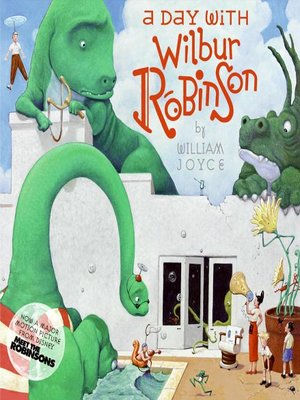 cover image of A Day with Wilbur Robinson