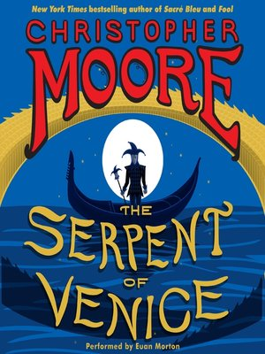 cover image of The Serpent of Venice