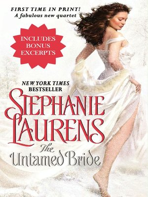 cover image of The Untamed Bride with Bonus Material